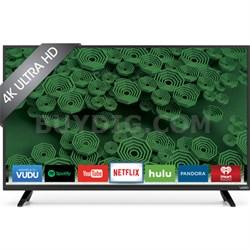 D40u-D1 40-Inch 120Hz 4K Ultra HD Full-Array LED Smart TV D-Series