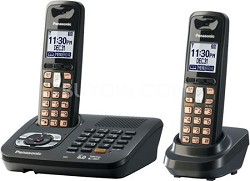 KX-TG6442T DECT 6.0 Expandable Digital Cordless Phone System