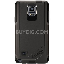Samsung Galaxy Note 4 Case Commuter Series - Retail Packaging - Black 77-50469