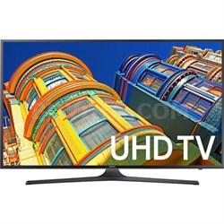 UN60KU6300 - 60-Inch 4K UHD HDR Smart LED TV - KU6300 6-Series - OPEN BOX
