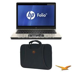 "Folio 13.3"" 13-1020US Ultrabook Notebook and Case Bundle"