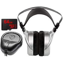 HE400S Over Ear Full-Size Planar Magnetic Headphone Deluxe Bundle