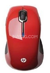 Wireless comfort mouse - ruby
