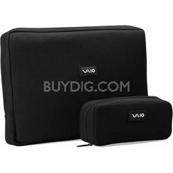 "VAIO VGPAMC5 Neoprene 14.1"" Notebook and AC Adapter Cases"