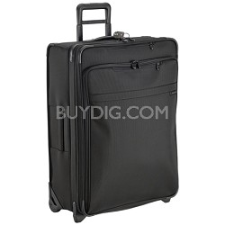 "Baseline Large 27"" Expandable Upright - Black - (U128CX-4)"