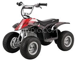 Dirt Quad Electric Four-Wheeled Off-Road Vehicle (Black) 25143002
