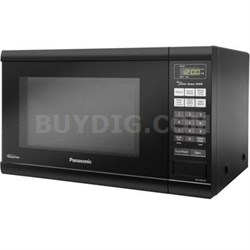 1.2 Cu. Ft. Microwave Oven in Black with Inverter Technology - NN-SN651B