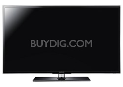 UN40D6400 40 inch 120hz 1080p 3D LED HDTV  - OPEN BOX