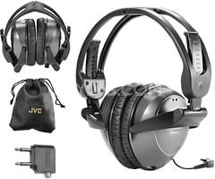 HA-NC100 Noise Canceling Foldable Headphones