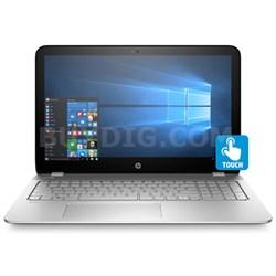 ENVY 15-q420nr 15.6 inch Touchscreen Intel Core i7-6700HQ Notebook - OPEN BOX