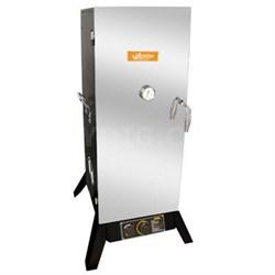 "36"" Outdoor Propane Vertical Smoker - 41-0301-W"