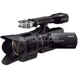NEX-VG30H Handycam Interchangeable Lens HD Camcorder and Lens