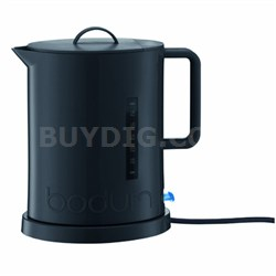 Ibis Cordless Electric 57-Ounce Water Kettle with Concealed Element - OPEN BOX