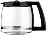 DCC-2200RC 14-Cup Replacement Glass Carafe, Black