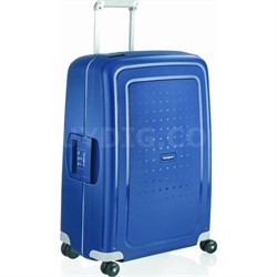 """S'Cure 28"""" Spinner Luggage - Blue - OPEN BOX"""