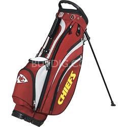 NFL Kansas City Chiefs Golf Carry Bag