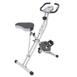 250XL Folding Magnetic Upright Bike with Pulse