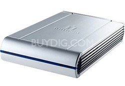 Value Silver Series External 500GB Hard Drive