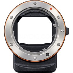 A-Mount to E-mount Mount Adaptor