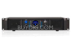 LZ4200 2U Professional 2CH Power Amplifier 110/220V 4200W Peak Power Black