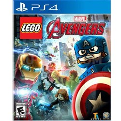 LEGO Marvels Avengers PS4