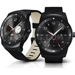 "W110 G Watch R with 1.3"" P-OLED Display Android 4.3 - OPEN BOX"