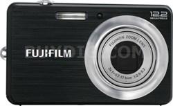 FINEPIX J38 12 MP Digital Camera (Black) - ***AS IS***