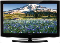 "LN26A450- 26"" High-definition LCD TV"