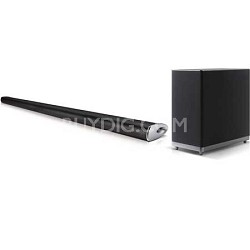 4.1ch 320w Smart Hi-Fi Wireless Soundbar - LAS851M