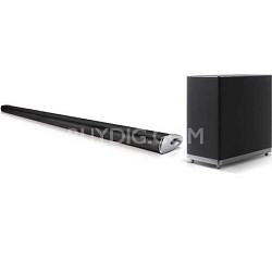 4.1ch 320w Smart Hi-Fi Wireless Soundbar - LAS851M