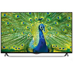 55UB8500 Ultra HD 4K LED 3D Smart HDTV With WebOS + 1 Year Netflix