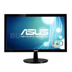 """19.5"""" 1600 x 900 VGA Backlit LED Monitor - VS207D-P"""