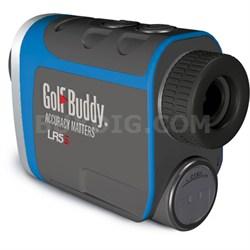 LR5S Golf Laser Rangefinder with Slope, Dark Gray/Blue