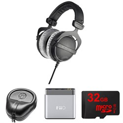250 Ohms Studio Headphones - DT-770-PRO-250 w/ M-Audio Amp. Bundle