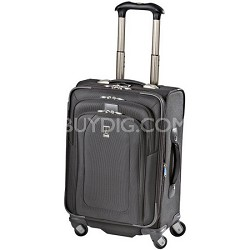 "Luggage Crew 9 - 21"" Expandable Spinner Suiter Bag (Black) - 407126101"