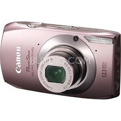 PowerShot ELPH 500 HS Pink Digital Camera w/ 3.2 inch Touch Screen