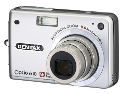 Optio A10 8MP Digital Camera