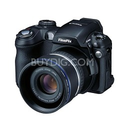 Finepix S5100 4MP Digital Camera w/ 10X Opt. Zoom
