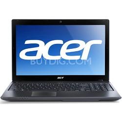 "Aspire AS5750-6414 15.6"" Notebook PC - Intel Core i5-2450M Processor"
