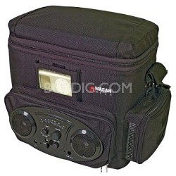 10.5 L Thermo-Sport Fridge with Radio