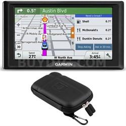 Drive 50LM GPS Navigator (US and Canada) 010-01532-07 Soft Case Bundle