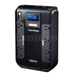 750VA CP Uninterruptible Power Supply - CP750LCD