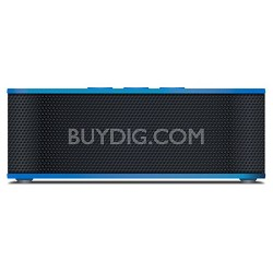 SoundBrick Plus NFC Bluetooth Portable Wireless Stereo Speaker - Blue