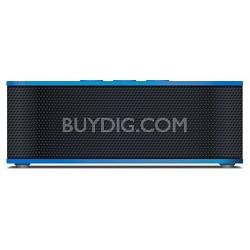 SoundBrick Plus NFC Bluetooth Portable Wireless Stereo Speaker - Blue