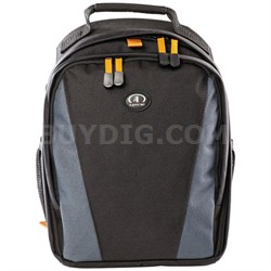 Jazz 83 Photo/iPad Backpack (Black/Multi) - 428351