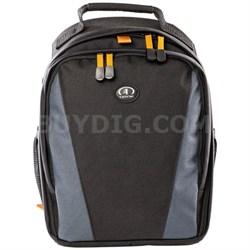 Jazz 83 Photo/iPad Backpack (Black/Multi) - 428351
