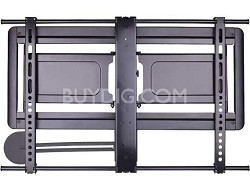 """VLF410 Super Slim Full Motion Wall Mount for 37"""" - 84"""" TVs (sits 1.3"""" from wall)"""