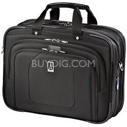 Luggage Crew 9 Business Briefcase (Black) - 407120101
