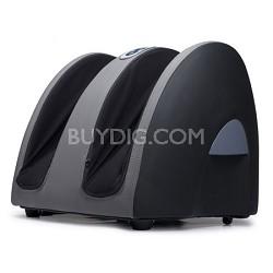 MK9138 Shiatsu Foot Massager - Black
