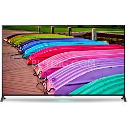 XBR49X850B - 49-Inch 4K Ultra HD 120Hz 3D LED TV X850B